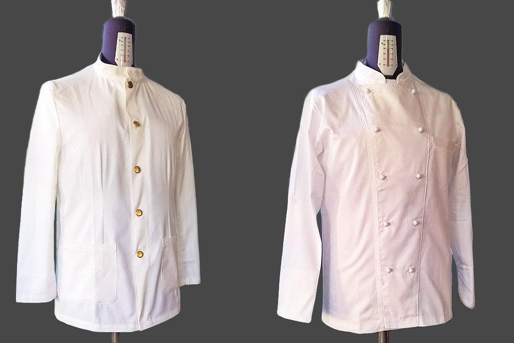 Abito professionale giacche cucina Confezioni Lella